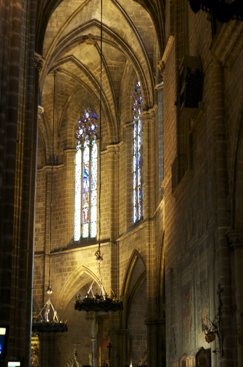 Ferreyro photo interior catedral de barcelona for Catedral de barcelona interior